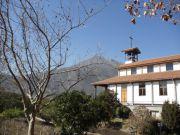 Poutní místo Auco-Rinconada v Los Andes