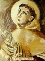 sv. Angelus ze Sicílie