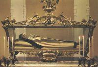 Neporušené tělo sv. Terezie Markéty od Nejsvětějšího Srdce Ježíšova