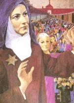 Terezie Benedikta od Kříže a její rodná sestra Rosa Steinová